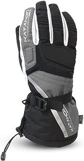 Katahdin Gear Cyclone Snowmobile Gloves Grey Adult Size 4XL
