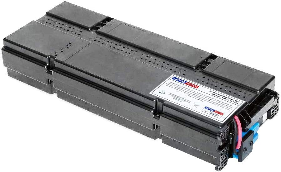 APCRBC155 battery pack for APC RBC155 - Compatible Replacement by UPSBatteryCenter