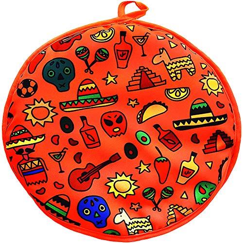 profesional ranking DOKKIA – Bolsa de tela apta para microondas para calentar pasteles planos, 30,5 cm,… elección