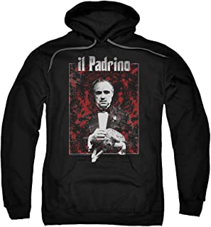 DressCode Godfather - Mens Sangue Pullover Hoodie