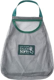 TOPBATHY Mesh Produce Bag Mesh Vegetable Bag Kitchen Storage Pouch Durable Grocery Bag