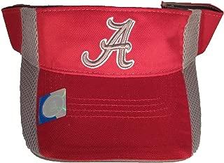 Collegiate Headwear Alabama Crimson Tide Interception Visor