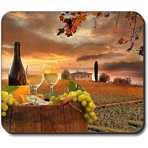 Mouse Pad - Wijn van een Italiaanse wijnmakerij