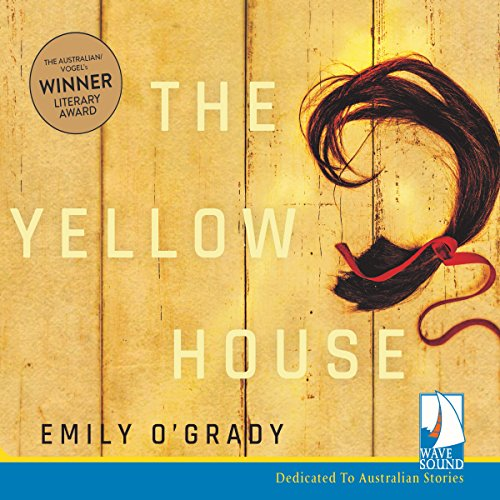 The Yellow House audiobook cover art