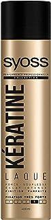 Syoss Hair Spray Keratin Laque Very Strong Hold 4-400ml