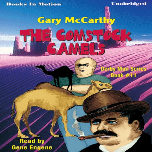 Comstock Camels audiobook cover art