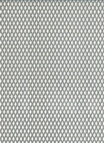 GAH-Alberts 467395 Streckmetallblech | Stahl | 250 x 500 x 2,2 mm