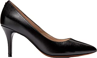 Cole Haan Black Colorleather Women Pumps Leather