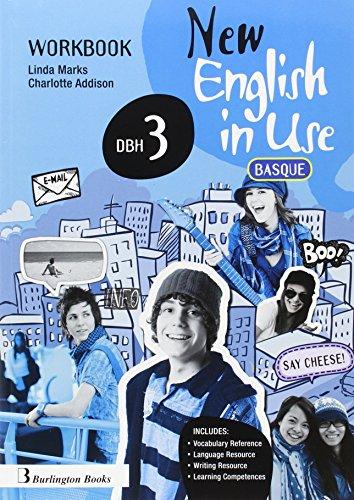 NEW ENGLISH IN USE 3ºESO WB BASQUE 16 BURIN33ESO