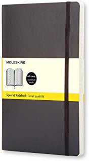 Moleskine Classic Notebook, Soft Cover, Pocket (3.5