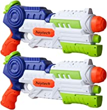 heytech 2 Pack Super Water Gun Water Blaster 1200CC High Capacity Water Soaker Blaster..