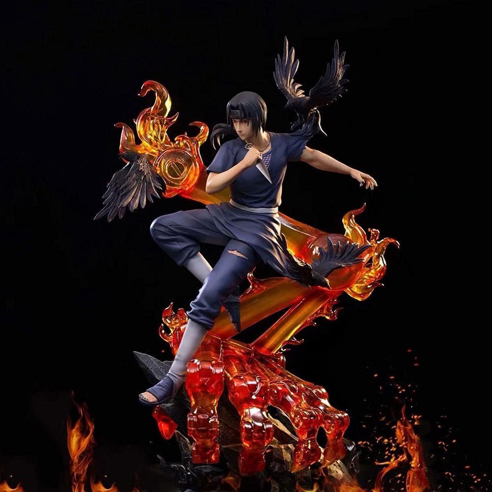 CUIGANGZ Naruto Figure Kit GK depot Ita Fighting Translated Susanoo Uchiha Stance