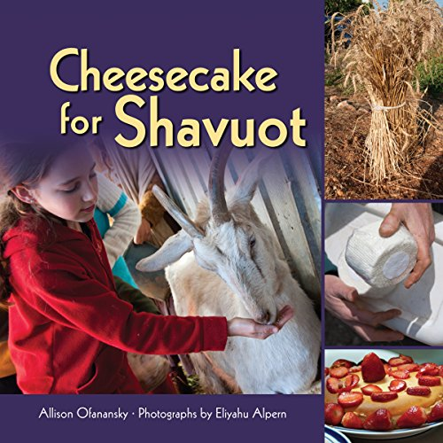 Cheesecake for Shavuot copertina