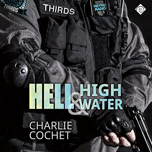 Hell & High Water audiobook cover art