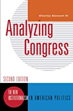 Analyzing Congress (Second Edition) (New Institutionalism in American Politics)