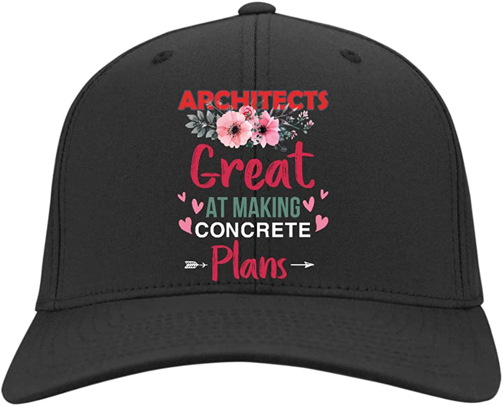 Morgan Schai Architects Great at Concrete Plans Hat Regular Beauty products discount Twill Making