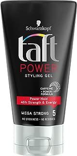 Schwarzkopf Taft Power Styling Gel - Mega Strong 5 (150ml)