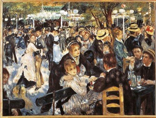 Clementoni 31412.6 -  Renoir - Tanz im Moulin de la Galette, 1000 teilig