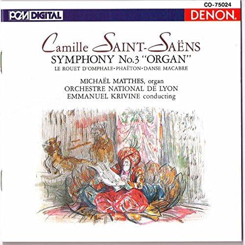 Emmanuel Krivine & Lyon National Orchestra