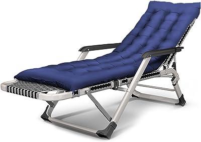 ZXQZ Chaise Longue Pliable Chaise pliante Home Balcony Nap