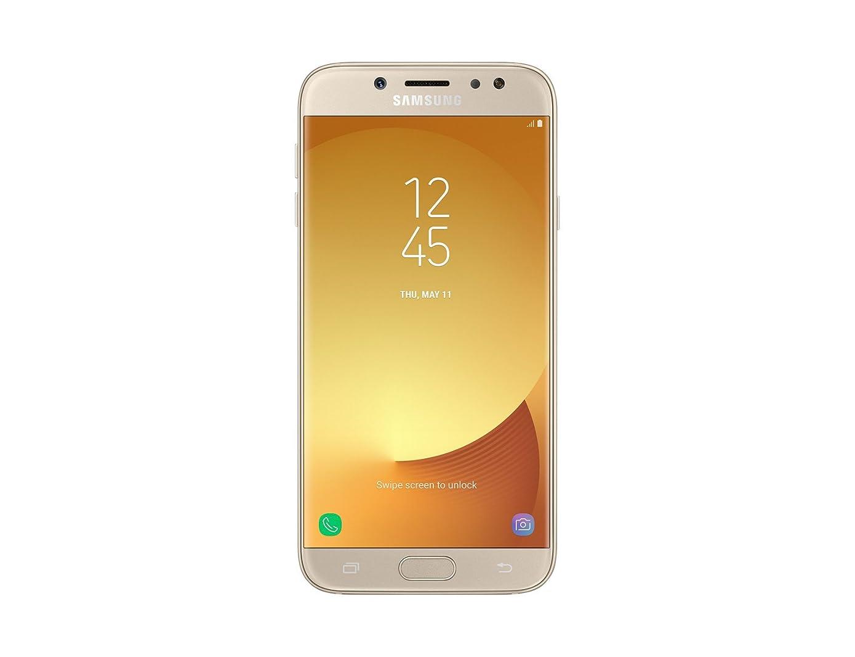 Samsung Galaxy J7 Pro (64GB) J730F/DS Dual SIM Unlocked Phone (Gold)