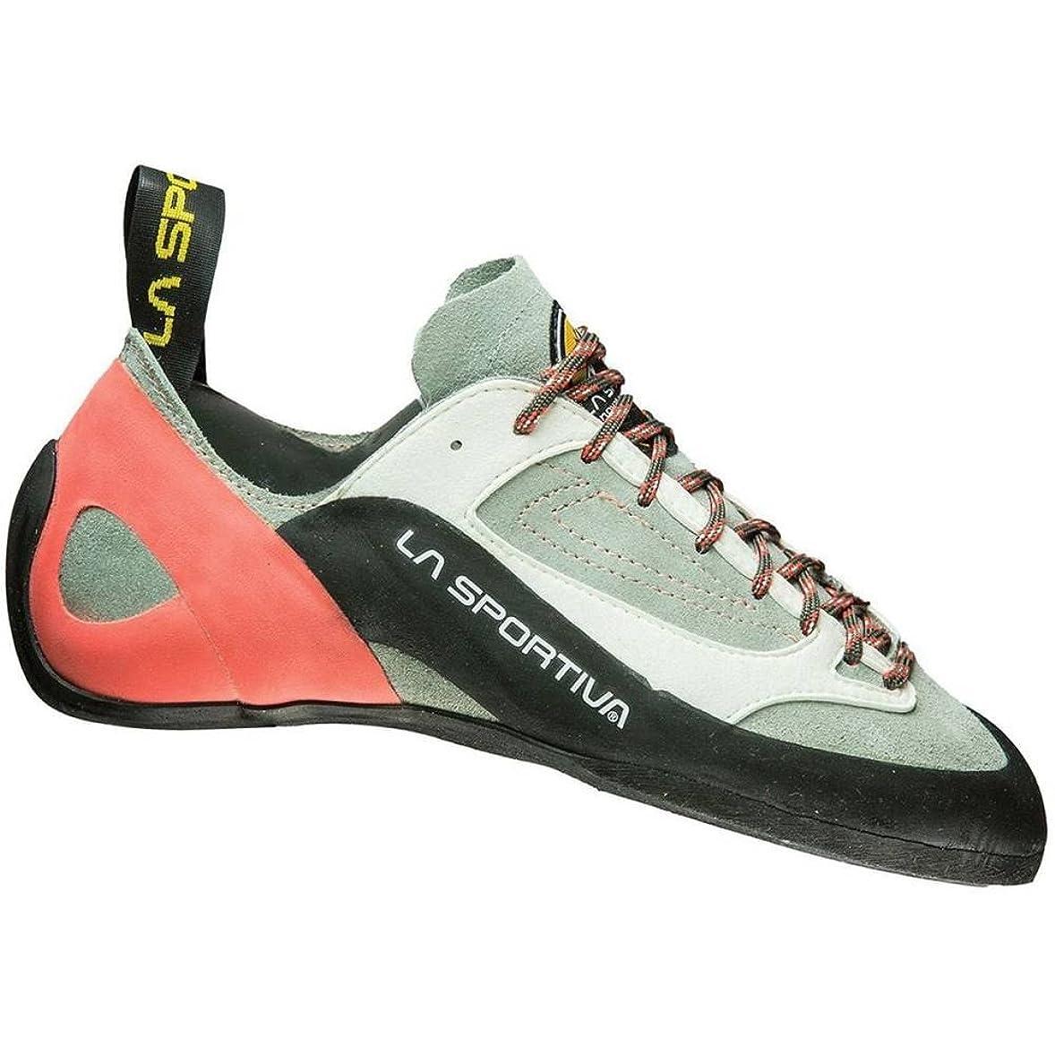 刃尊敬するグレー(ラスポルティバ) La Sportiva レディース クライミング シューズ?靴 Finale Climbing Shoe [並行輸入品]