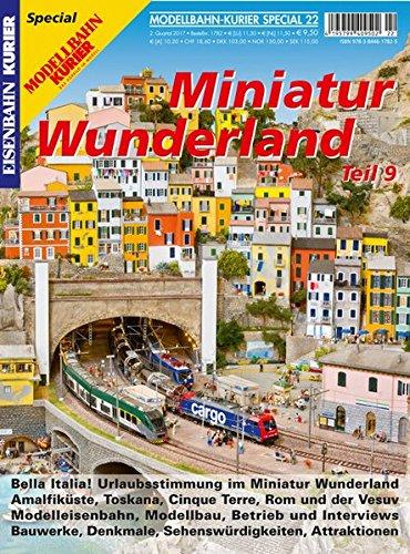 Miniatur Wunderland 9: Schwerpunkt Italien