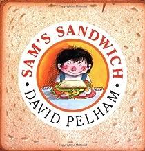 By David Pelham - Sam's Sandwich (1991-09-20) [Board book]