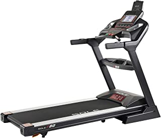 SOLE F80 Treadmill with Bluetooth Speakers