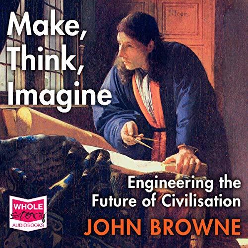 Make, Think, Imagine cover art