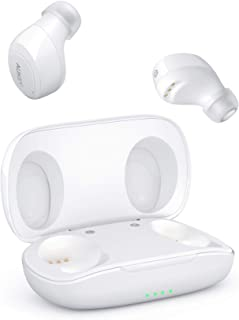 AUKEY Portable True Wireless Earbuds T16S White