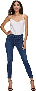 Citizens of Humanity Rocket Crop Mid Rise Skinny Jeans - Women's Designer Denim - Made in The USA