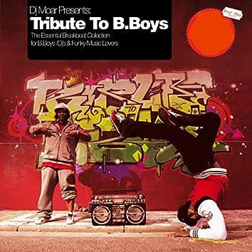 Tribute to Bboys