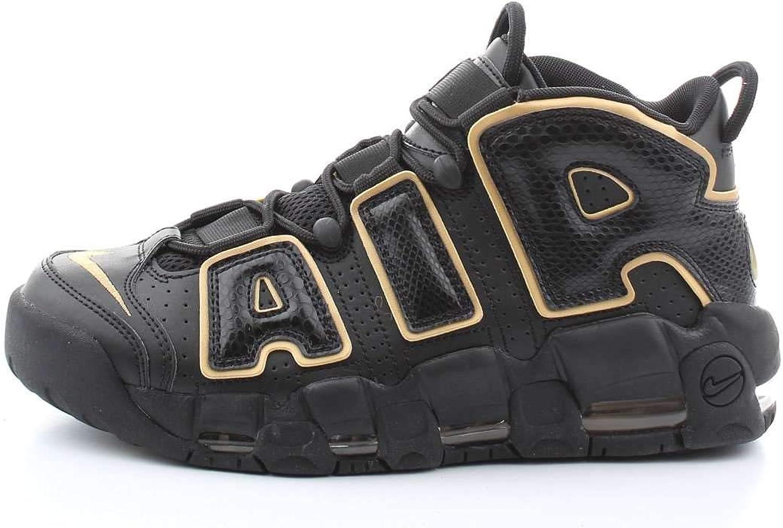 Air More Uptempo '96 (Black/Metallic Gold