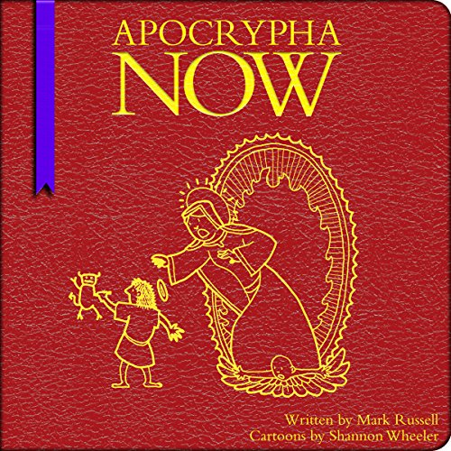 Apocrypha Now cover art