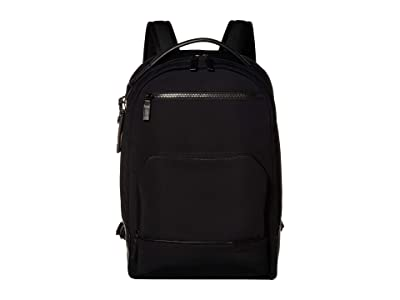 Tumi Harrison Warren Backpack (Black 2) Backpack Bags