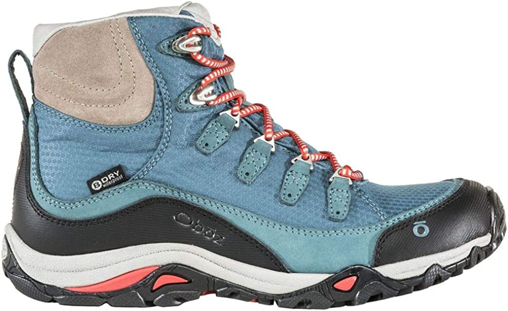Oboz Womens Juniper Mid B-Dry Waterproof Hiking Boot