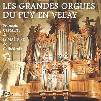 Les grandes orgues du Puy en Velay