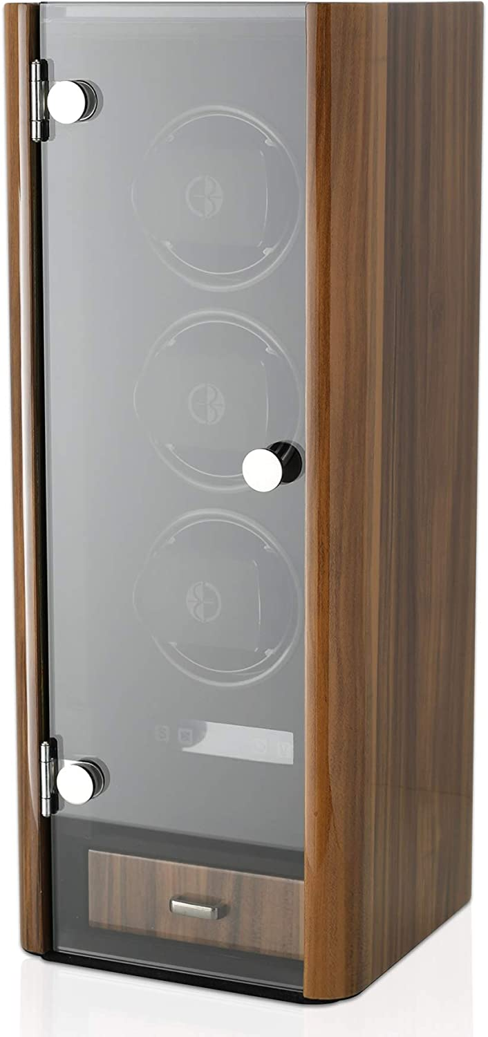 Triple Watch Winder Box for Automatic up Self-Winding All items Max 51% OFF in the store to 3