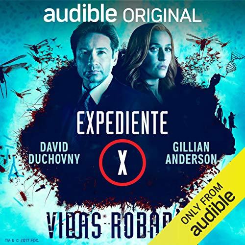 Expediente X: Vidas Robadas [The X-Files: Stolen Lives] (Narración en Castellano) cover art