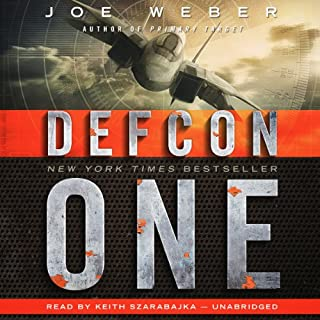 DEFCON One audiobook cover art