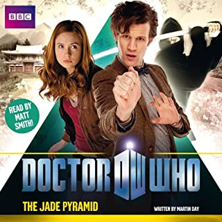 Doctor Who: The Jade Pyramid cover art