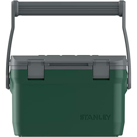 STANLEY(スタンレー) 新ラッチ クーラーボックス 6.6L 各色 保冷 頑丈 アウトドア ベランピング チェア 保証 (日本正規品)