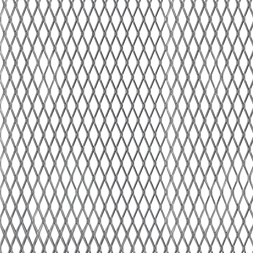 GAH-ALBERTS 467340 Chapa de Metal desplegado, Acero,...