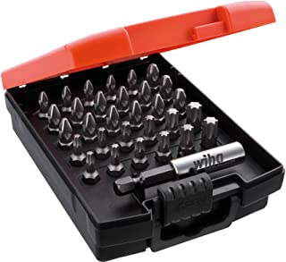 Wiha 7929002 08048 PH 2 Standard Drill Bits Large Pack