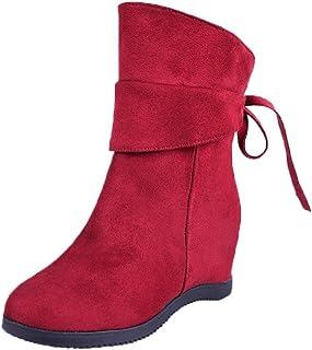 vaste sélection haute couture en présentant Amazon.fr : low boots compensées
