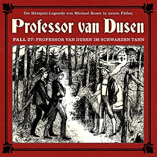 Die neuen Fälle, Fall 27: Professor van Dusen im schwarzen Tann