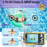 Zoom IMG-1 isunfun macchina fotografica subacquea fotocamera