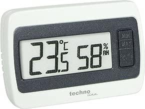Thermometer Hygrometer Barometer Luftfeuchtigkeit Wandhängendes Wetterstation