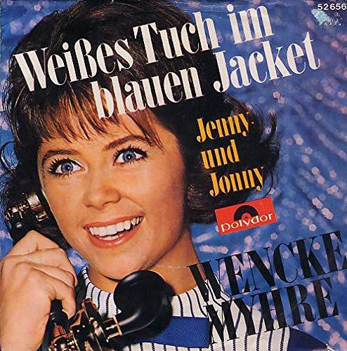 Weißes Tuch Im Blauen Jacket [Vinyl Single 7'']